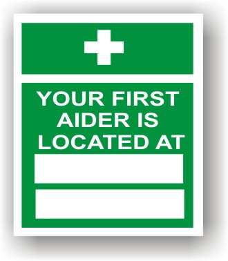 First Aiders (J006)