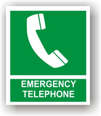 Emergency Telephone (J009)