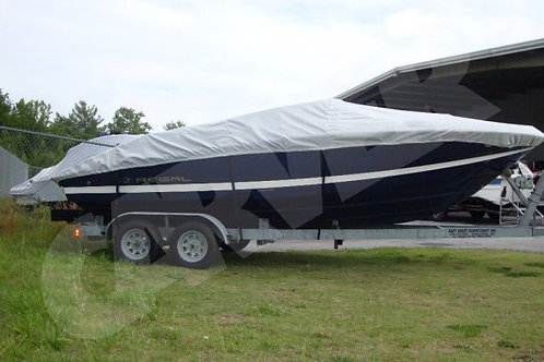 Carver V Hull Runabout Boat Cover 18 foot