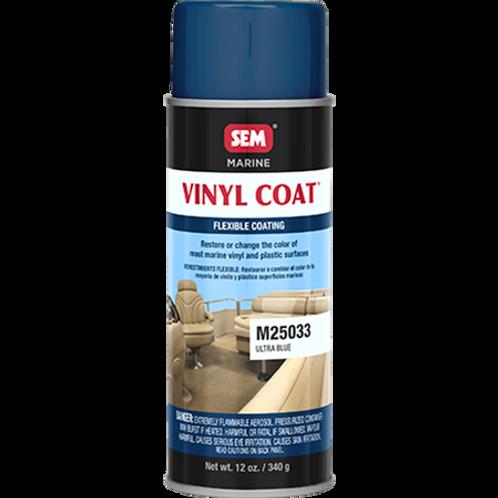 sem ultra blue vinyl coat