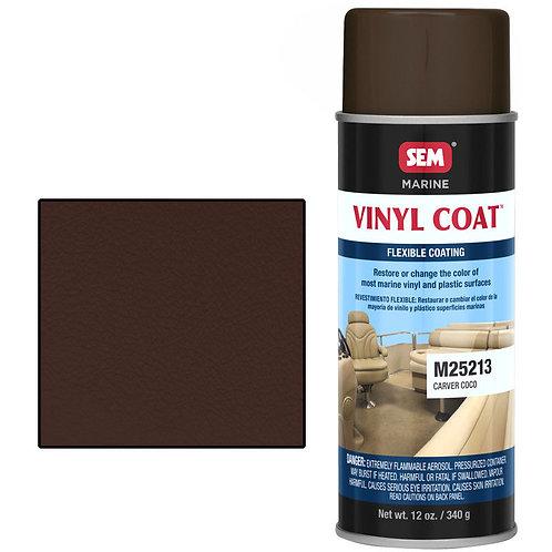 sem carver coco vinyl coat