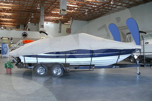 Carver V Hull Runabout Boat cover 19 foot