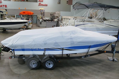 Carver V Hull Runabout Boat Cover 16 foot
