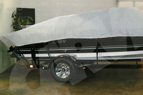 Carver V Hull Runabout Boat Cover 20 foot