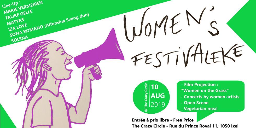 Women's Festivaleke