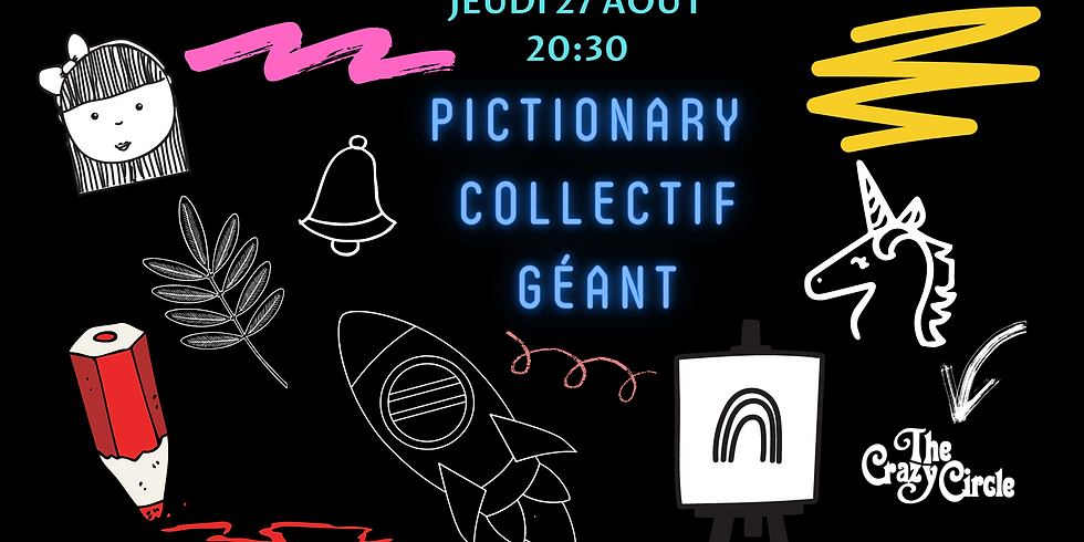Pictionary Collectif