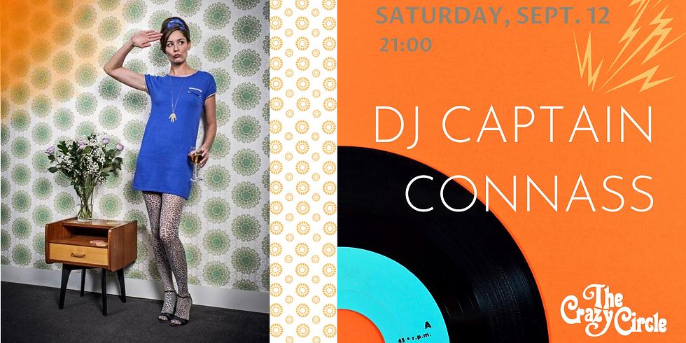 DJ Captain Connass (No Dancing, good music)