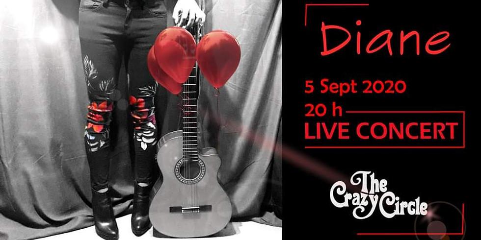Diane en Trio - Concert