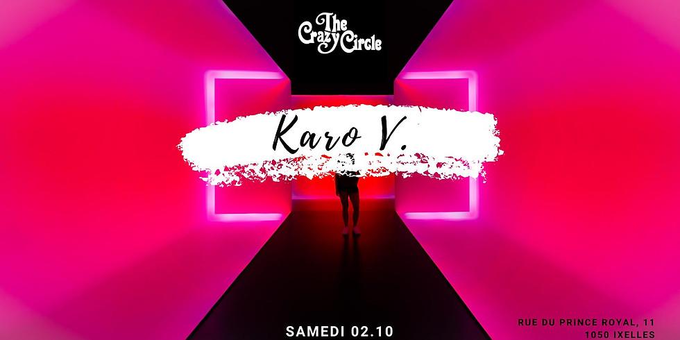 Karo V.  DJ set