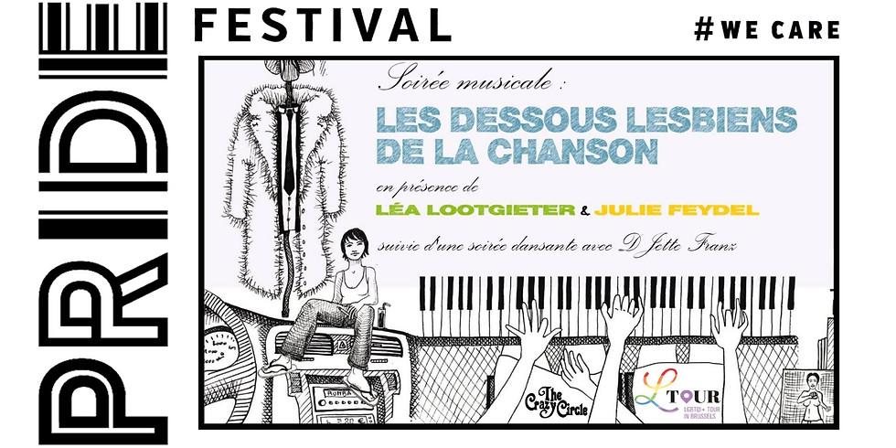 Les Dessous Lesbiens de la Chanson (Pride Festival)