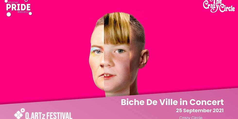 Biche de Ville : Live