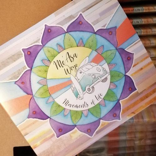 CD Me'Asa Weyo - Movements of Life