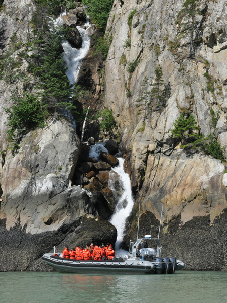 Ocean Raft Alaska