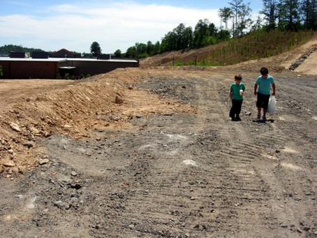 Construction Boom On Highway 150