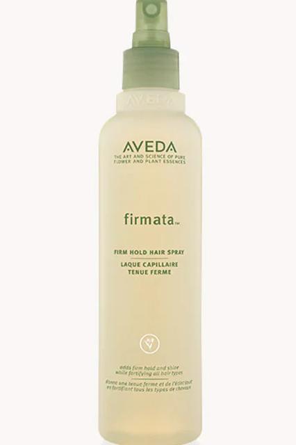 firmata™ firm hold hair spray