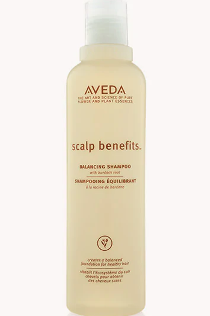 scalp benefits™ balancing shampoo