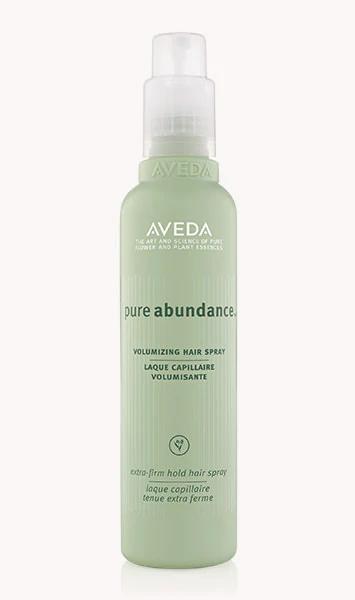 pure abundance™ volumizing hair spray