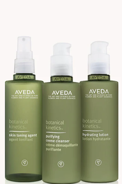 botanical kinetics™ daily care for dry/normal skin set