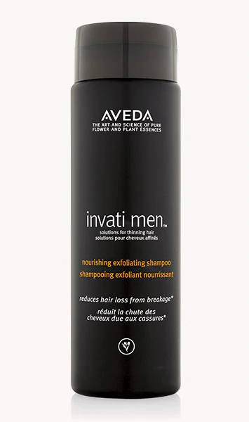 invati men™ nourishing exfoliating shampoo