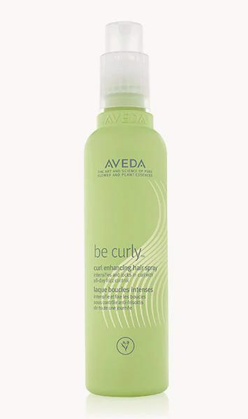 be curly™ curl enhancing hair spray