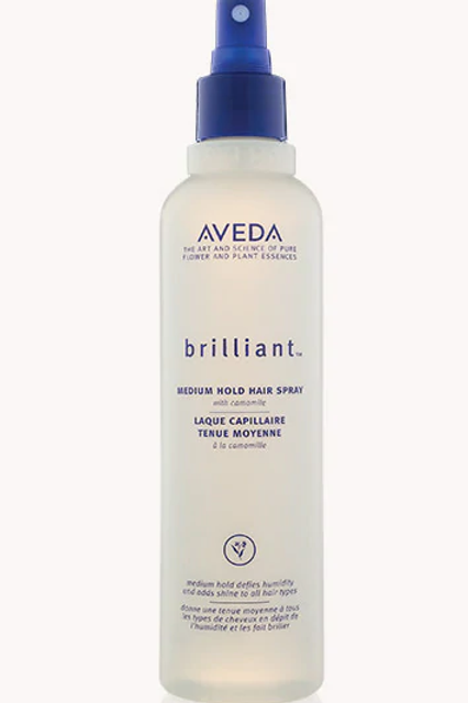 brilliant™ medium hold hair spray