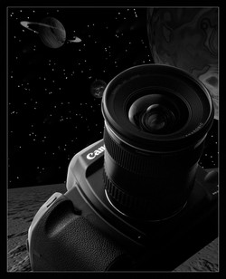 Canon in Space