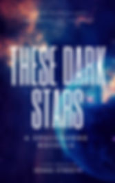 These Dark Stars Novella By Jenna Streety Mock Cover