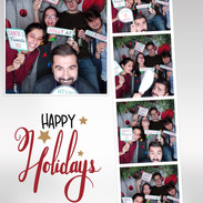 HAPPY HOLIDAYS PHOTO BOOTH 1