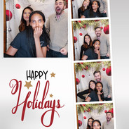 HAPPY HOLIDAYS PHOTO BOOTH 2