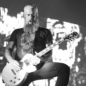 In Flames and Five Finger Death Punch at Globen