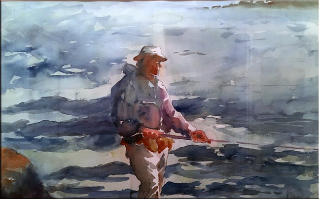 Apalachicola fisherman