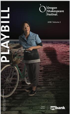 2018 Season Playbill Cover
