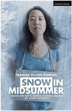 Cover of published 1st edition Snow In Midsummer
