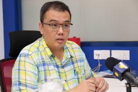马华全国组织秘书长拿督姚伟豪上议员专访 组织部多管齐下治理整顿深化党内改革