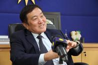 国际贸易及工业部第二部长拿督斯里黄家泉独家专访