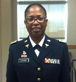 Captain Iris Evans