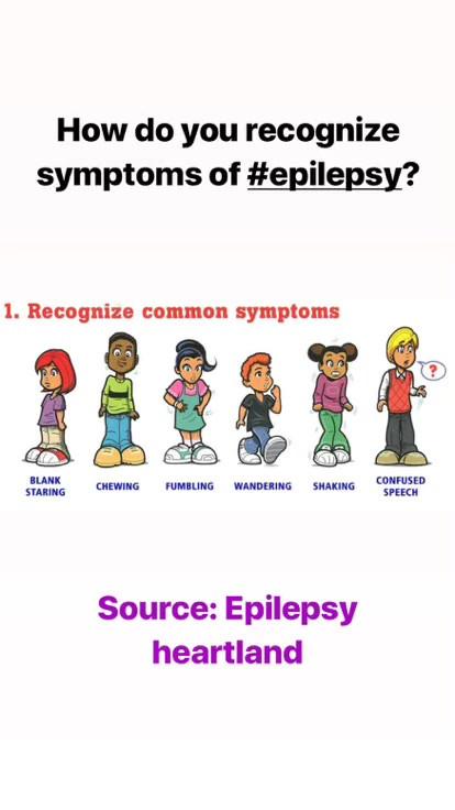 Epilepsy awareness day
