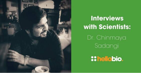HelloBio: Interview with Scientist
