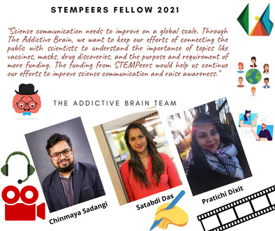 STEMPeers 2021 fellowship