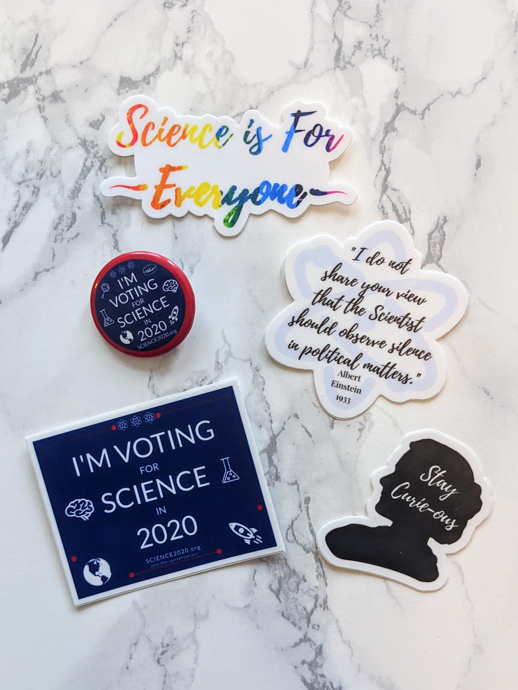 Genius Lab Gear 2020 Sticker Giveaway