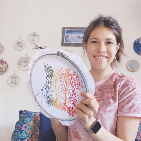 Taking time for mental health - Lauren Hewitt