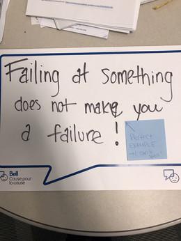 Studying Academic Failure