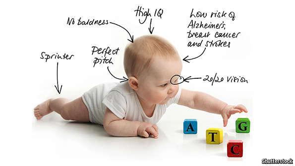 CRISPR babies - Sarah Oberrauch