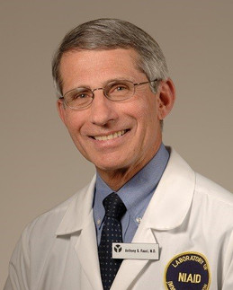 Dr. Anthony S Fauci