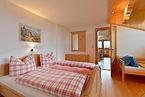 Schlafzimmer, Hirschbuehelhof, Gaisberg 1, Scheffau/Wilder Kaiser