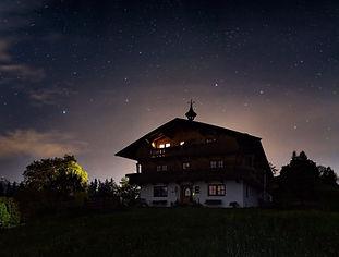 Gaisberg by night