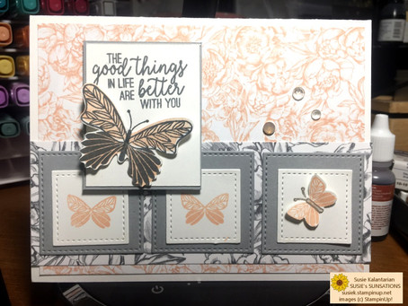 Butterfly Gala Retiring