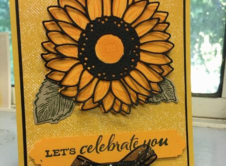 Celebrating Sunflowers