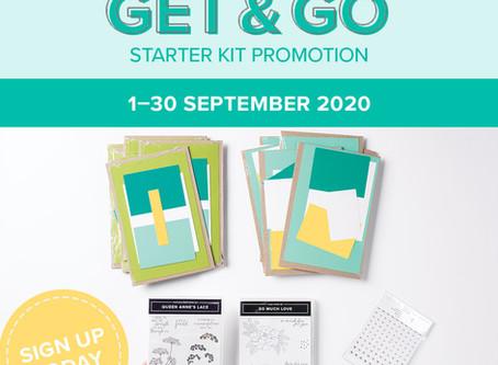 Get & Go Starter Kit
