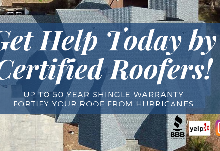 Get Your Roof Restored For Only Your Deductible!